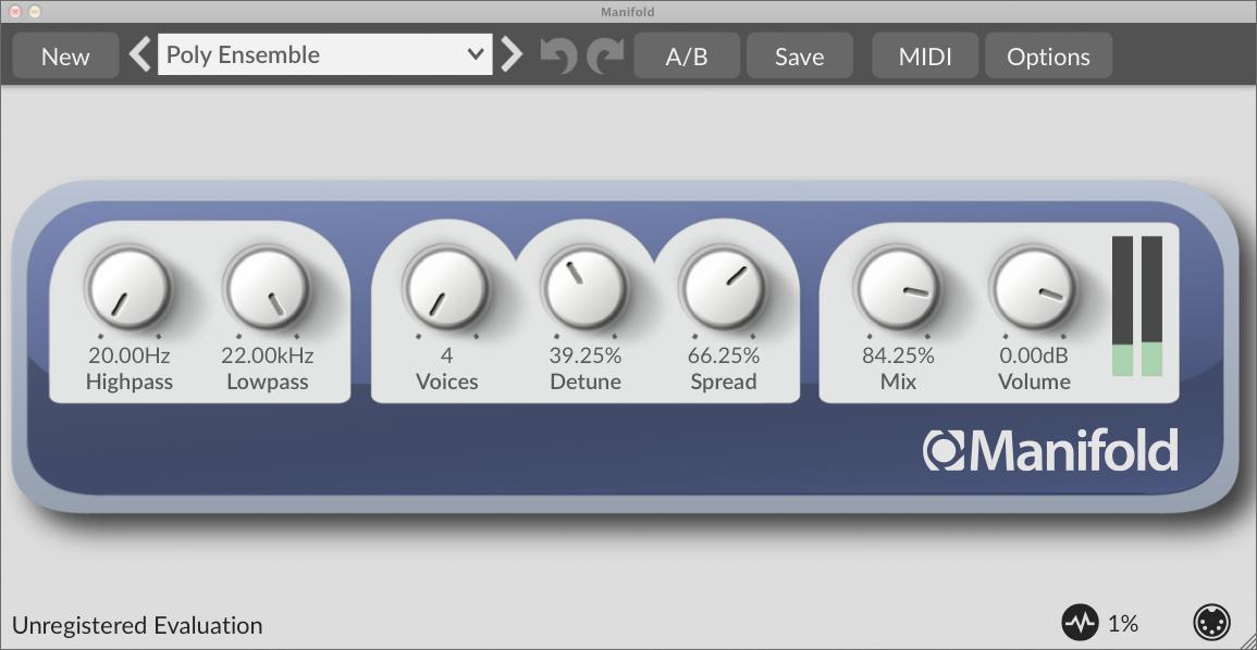 Manifold v1 6 0 for Macintosh OS X