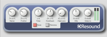 Resound retro echo/delay unit in VST, Audio Unit, and RTAS plugin formats.